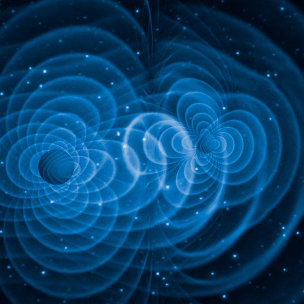 Resultado de imagen de Las Ondas gravitacionales